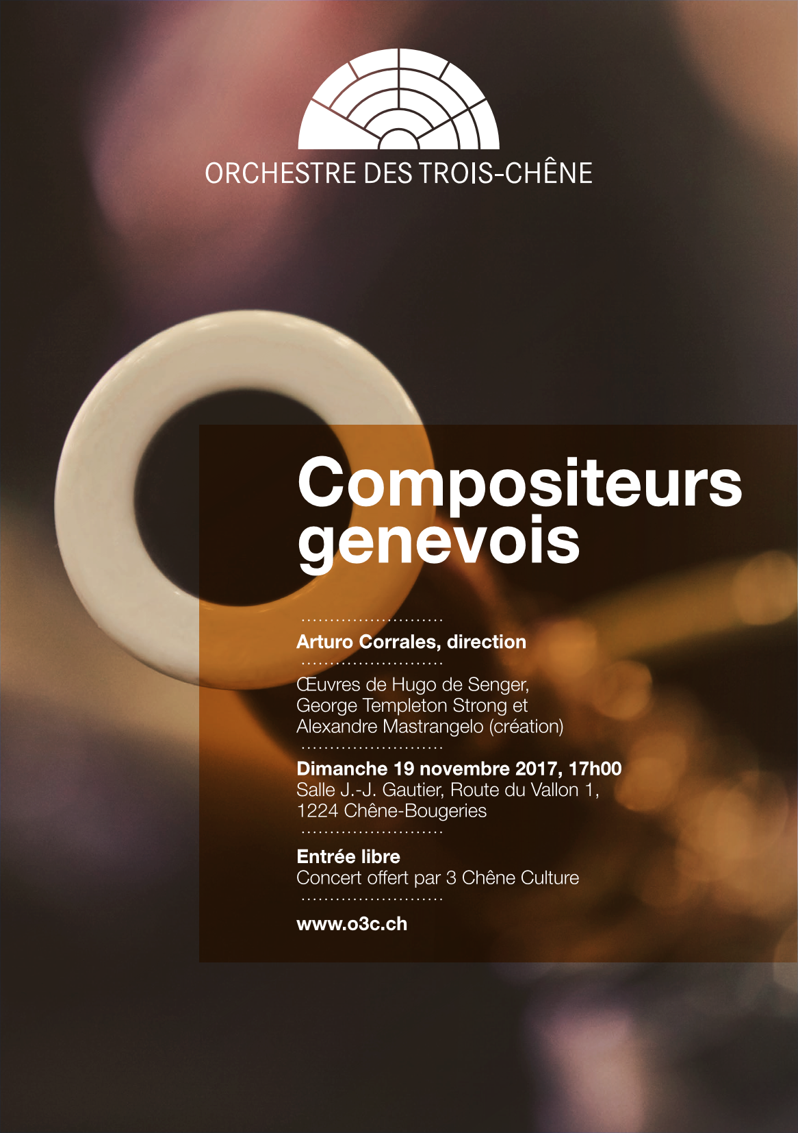 Flyer Compositeurs genevois