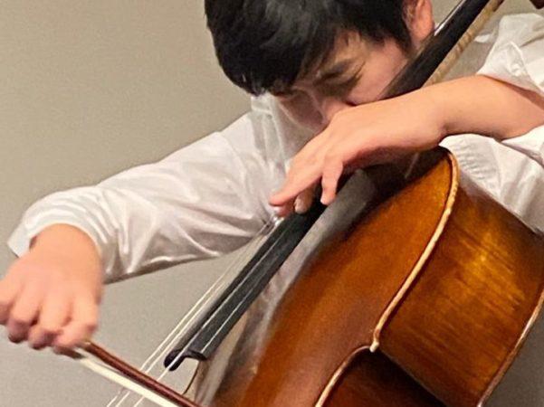 Ian Jang, violoncelle