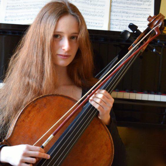 Zoé Kettinger, violoncelle