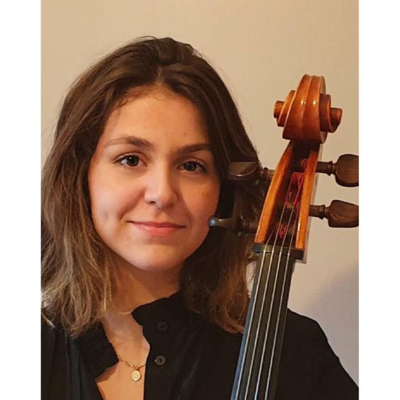 Klara Vailloud, violoncelle
